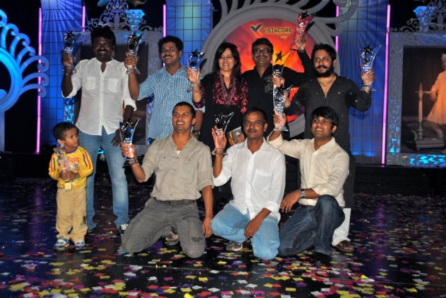 V Shantaram awards 2012