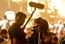 Documentary Shoot@Jagrati Yatra 2013 a 15 days long shoot on a moving train, for Public service broadcasting